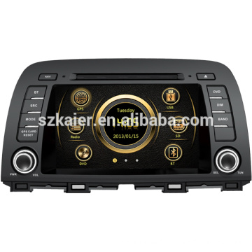 Shock price wince system high definition car media for Mazda 2014 6/CX-5 with Bluetooth/IPOD/GPS/3G
