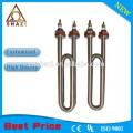 Instalador portátil U tipo aquecedor espiral e elemento de aquecimento