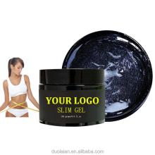 Natural OEM Slim Cream Custom Body Weight Loss Shaping Cellulite Fat Burning Sweat Gel Hot Firming Slimming Cream