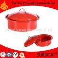 Geschirr Emaille Stock Pot Suppe