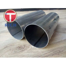ASTM A554Welded Stainless Exhaust Tubing