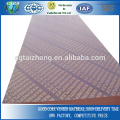 cheap commercial Brown/ black film faced plywood for construction