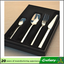 Classic Stainless Steel High Quality Hotel Cutlery Set