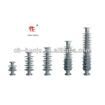 high tension composite polymer type line post insulator