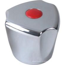 Смеситель ручки из пластика ABS с отделкой Крома (дя-3003)