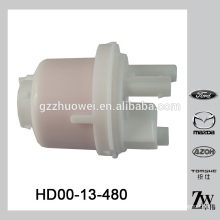 2009 Auto Parts Types of Fuel Filter for Mazda Haima PLM HD00-13-480