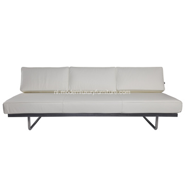 Cassina LC5 lederen bank van Le Corbusier