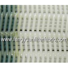 Tecido de filtro de tecido de alta resistência para correia transportadora