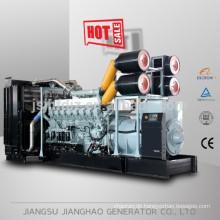 1600KW diesel generator set with Japan Mitsubishi engine 2000kva generator set