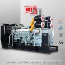 1375kva electric power plant 1100KW diesel power generator with Japan Mitsubishi engine