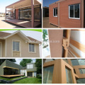 Exterior Wpc Composite Wall Panel Sheets Wall cladding
