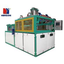Máquina formadora de vácuo de folha plástica grossa multi função