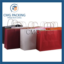 Kraft Paper Bags Shopping Mechandise Party Gift Bags