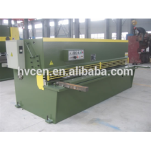 Mini cnc qc12k-12 * 4000 / cortador / máquina automática de corte de metal