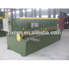Мини-cnc qc12k-12 * 4000 / резак / автомат для резки металла