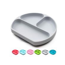 Placa de sucção de silicone personalizada para crianças