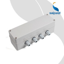 Manufacture Saip IP65 ABS Electrical waterproof cable junction box connector