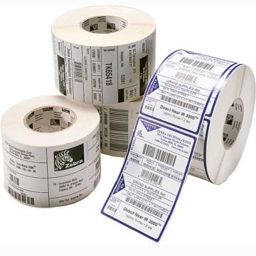 Самоклеющаяся пользовательская печать с этикеткой наклейки с штрих-кодом