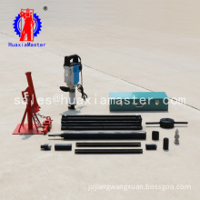 Electric power QTZ-3D soil sampling drilling rig mainly engine system mining rig equipment