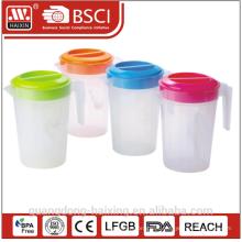 Plástico de comida clássica grade jarro de chaleira de água fria