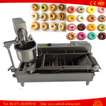 Gas Heat Mini Maker Commercial Making Automatic Donut Machine