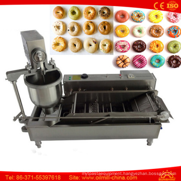 Commercial Electricity Maker Automatic Making Mini Donut Machine for Sale