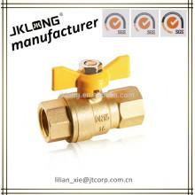 full port brass gas ball valve