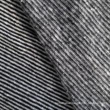 Hemp/Cotton Yarn Dyed Knitted Fabric