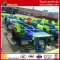 Remorques de châssis squelette Container Carrier Transport