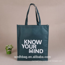 High Quality Custom Print 80gsm Non Woven Conference Bag