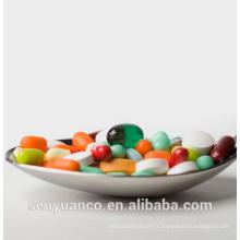 Acétate d'API-Cyprotérone, cas de haute pureté 427-51-0 Acétate de cyprotérone