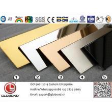 Gold Mioor Finish Panels