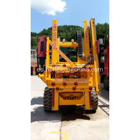 Safety Road Hydraulic Puller Pile Driver