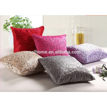 Double Super Soft Short Plush Pillow Love Sofa Cushion Car Pillow (set)
