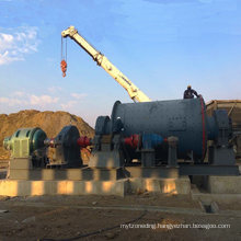 Wet/Dry/Overflow Ball Mill for Ore Mineral Processing Plant and Cement Plant From Manufacturer