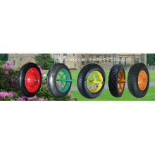 Pnumatic Rubber/ Solid /PU Foam Wheel, Wheelbarrow Wheel Tyre Tire 3.50X8 3.50-8 16X4.80/4.00-8 4.10/3.50-4 3.25/3.00-8 3.50-6