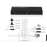 HDMI 4x1 seamless switcher 1080P PIP