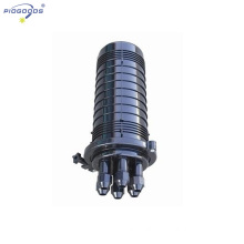 PGFOSC080A hot sale mini outdoor Fiber Optic Cable Connectors splice box,PC material, 144cores capacity