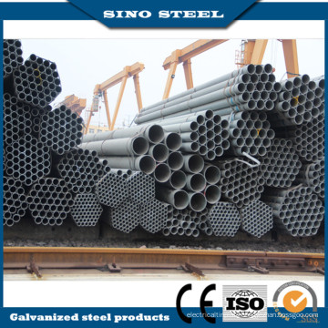 ERW Welded Mild Steel Round/Square/Rectangular Pipe for Construction