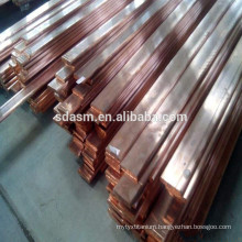 Copper Alloy Flat Rod/Round Bar for Industrial