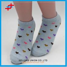 Teenager Baumwolle & Poly Blends Socke, Liebe-Herz-Design