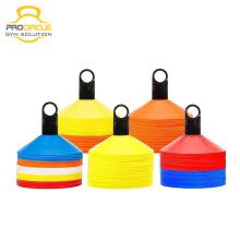 Outdoor-Sport-Fußball-Disc-Kegel für Speed-Training