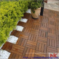 Garden wood floor tile, high quality from Vietnam