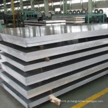 Folha de alumínio anticorrosão 5083 para material marinho
