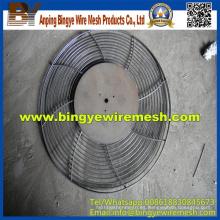Ventilador de la carcasa / malla de alambre Deep Processing / Fábrica