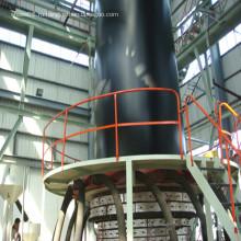 Геомембрана HDPE 0,5 мм в качестве облицовки пруда с морскими огурцами