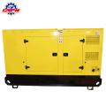 Generador de biogás 64/80 KW / KVA para generador de gas silencioso