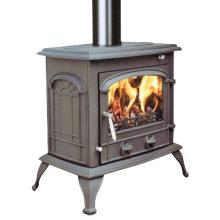Chauffage en fonte, (FIPA069) / Brûleur, Cuisinière en fonte