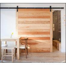 Diseños populares personalizados de las puertas de granero del edificio