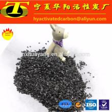 Carbón activado granular para la planta de tratamiento de aguas residuales